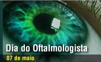 Resultado de imagem para 07 de maio dia do oftalmologista