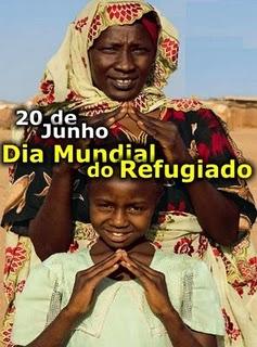 Resultado de imagem para 20 de junho dia dos refugiados