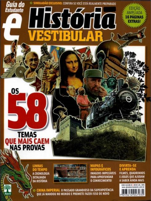 capa historia